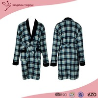 Factory Manufacture European Popular Night Dress For Men,Night Gowns For Men