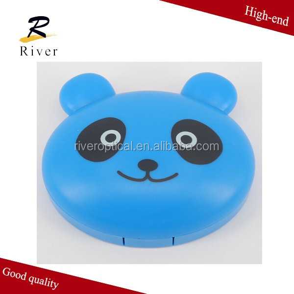 high quality contact lens case,contact lenses box,contact lense container