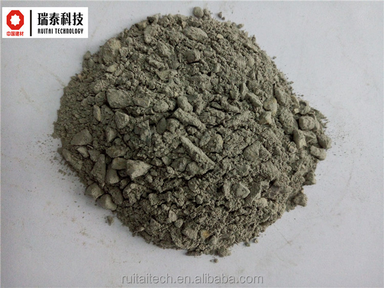 High aluminum high strength castable kiln and furnace used refractory castable