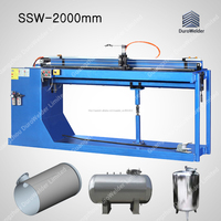 Double-side forming in single side welding,Automatic Argon Arc (Plasma) Straight Seam Welding Machine