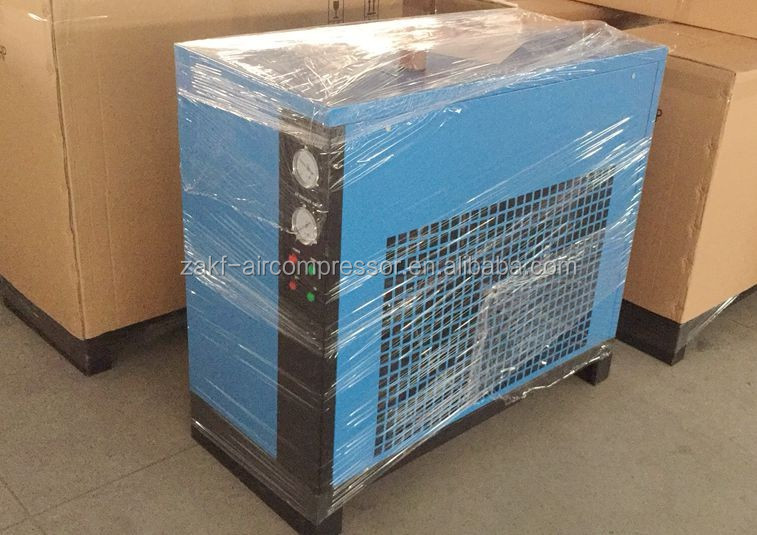refrigerated freeze air dryer machine match the 30KW air compressor