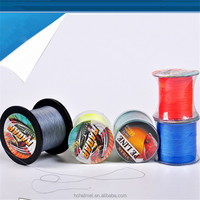 500m Premium PE Line Fiber From Japan 4 Strands Braided Fishing Line Multifilament Fishing Line