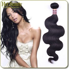 US hot selling top quality unprocessed virgin girl hair brazilian hair weave