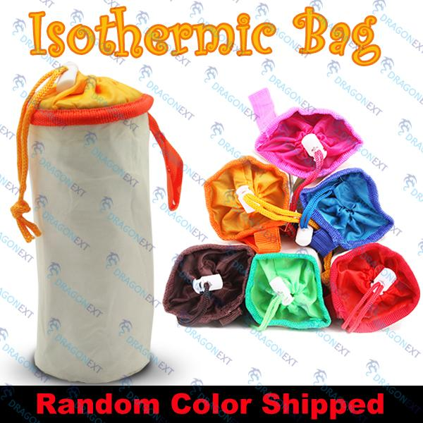 Sport Portable Beverage Ice Cold Pack Heat Insulation Isothermic Bag