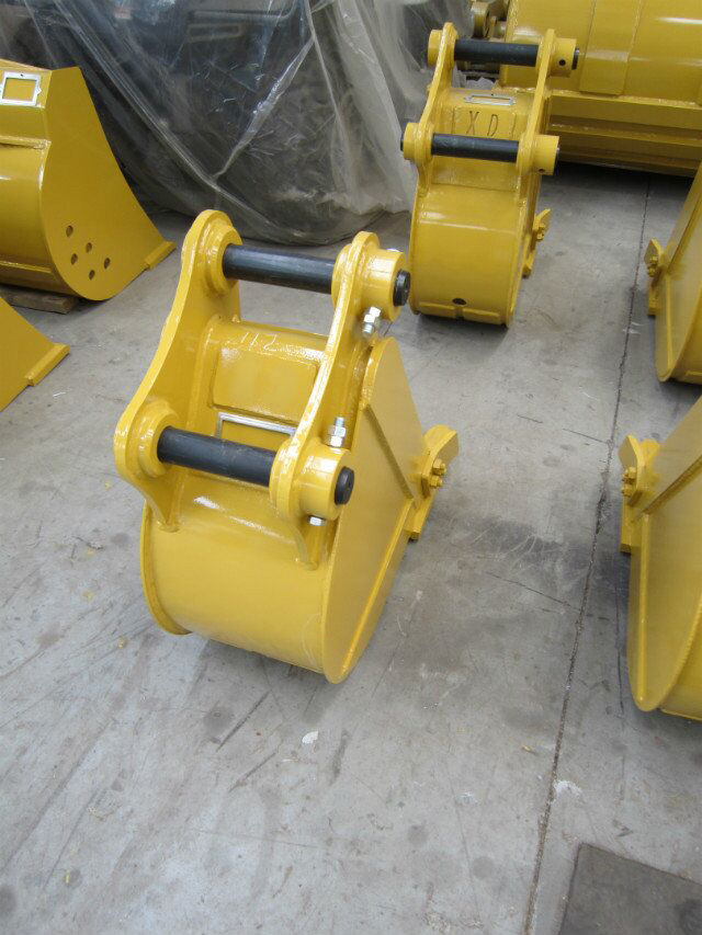 China manufacturer mini excavator ditching clean bucket 300mm wide