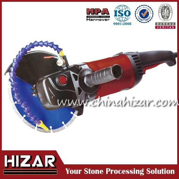 Variable speed grinder/hand ceramic and tile saw