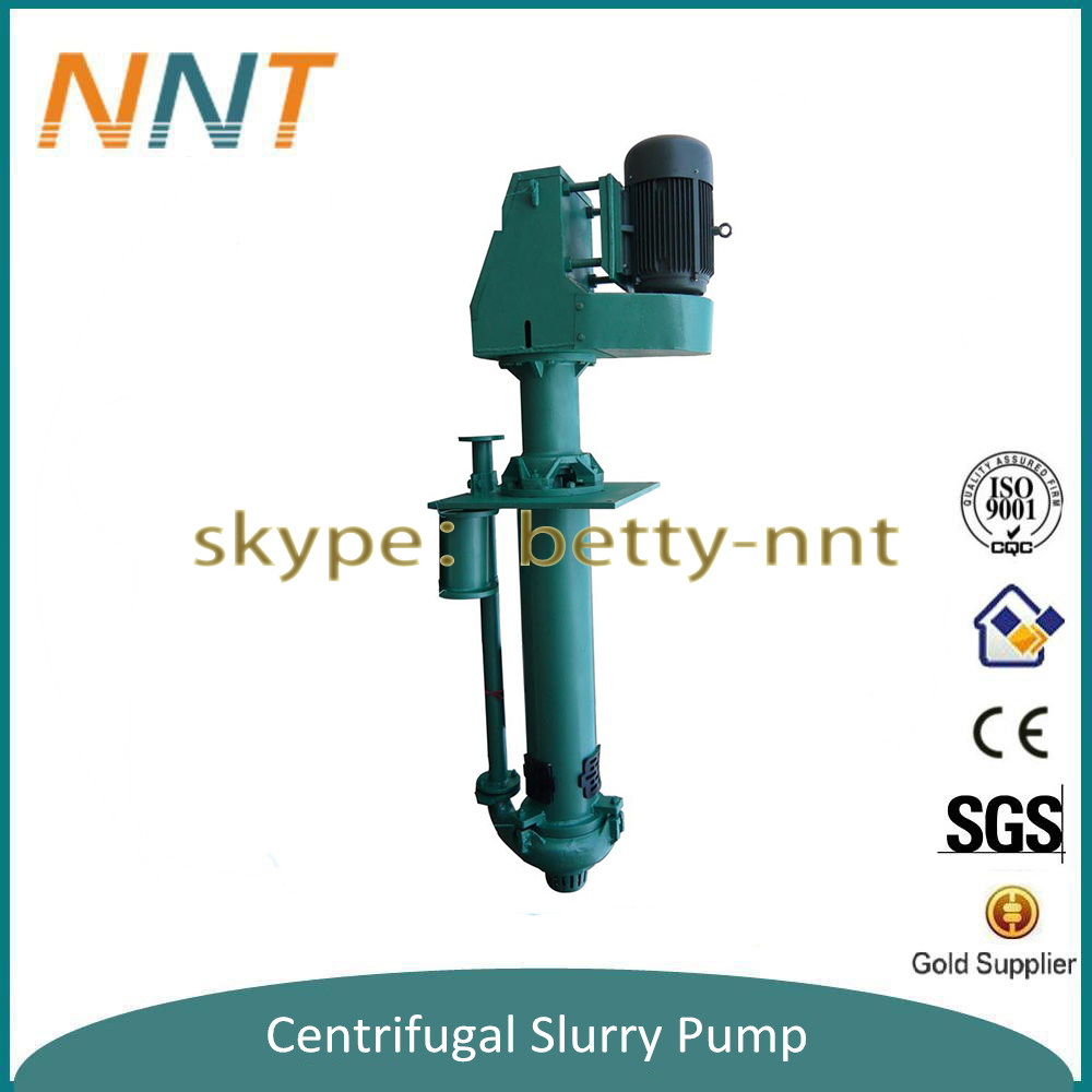 submersible motor slurry pump for pond or sump pumping