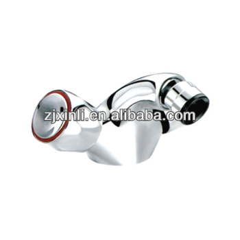 High Quality Dual Handle Brass Toilet Bidet Faucet, Polish and Chrome Finish