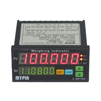 Weight Control digital display indicator LH86 series