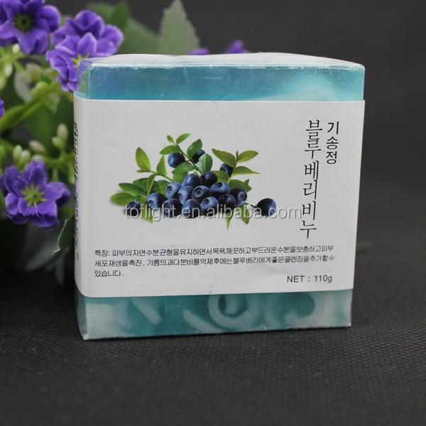 Exported korea natural essential oil handmade soap