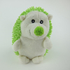 OEM pet products stuffed plush dog toy Hedgehog Dog Chew Toy