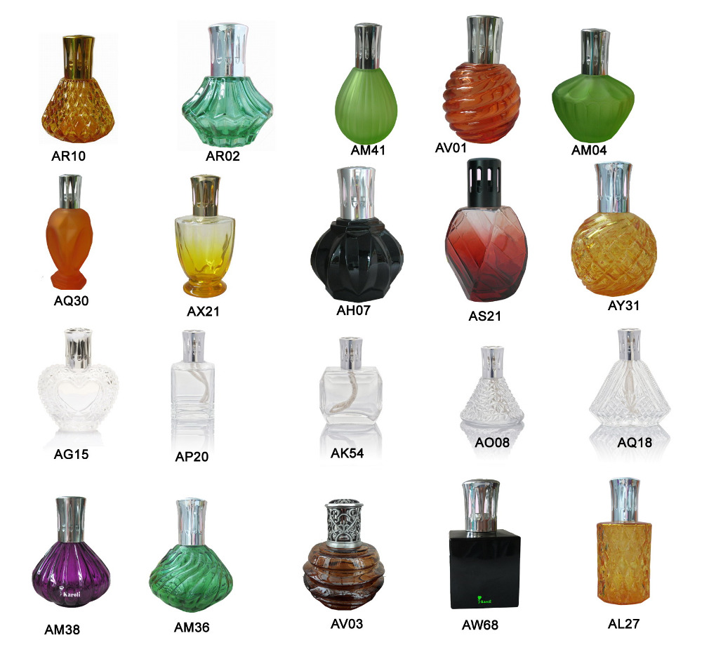 Catalytic Fragrance Diffuser Lamp With Lamp Berger Style