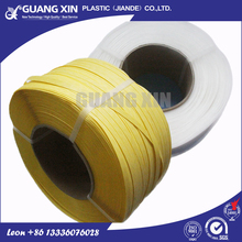 hot sale High strength tenacity polyester packing band PET plastic strap