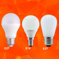 E27 Led bulb supplier A19/A60 Led bulb lights 3w 5w 7w 9w decoration led bulb white warm white e27