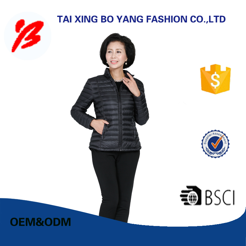 custom-made winter clothing manufacturer for women