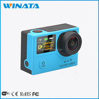 Competitive price 2.0 inch max 32G underwater 30m wifi sport action go pro camera