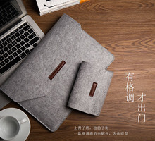 new style Felt 13 inch tablet pc case universal tablet case