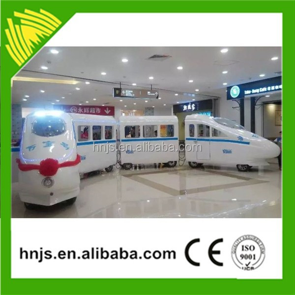 Cheap Electric Trackless Road Diesel Tourist Train for sale