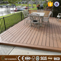 water proof outdoor patio WPC floor tiles in philippines