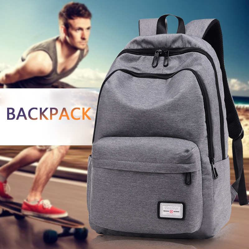 Fashion lovers durable canvas backpack outdoor sport backpack school backpack