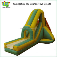 wave air inflatable fun slide on selling