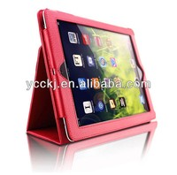high quality 2014 ! Luxury Litchi leather case for ipad mini with Stand Function with wholesale price free sample available