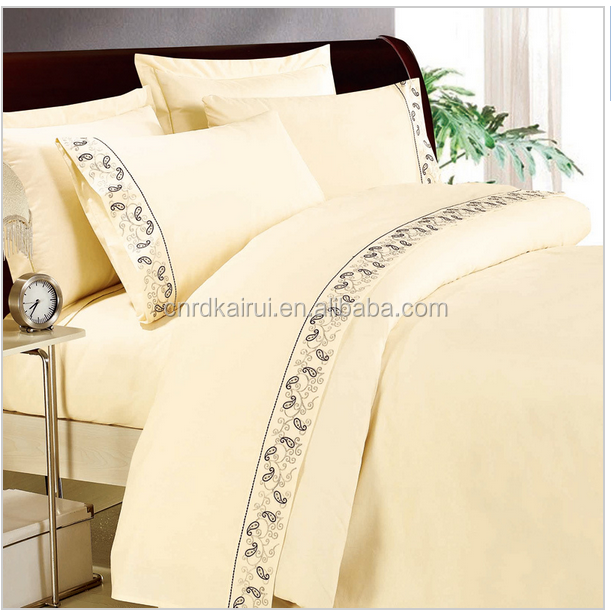 China wholesale cheap Custom Printed super king size Microfiber bed Duvet Cover with Polyester Filling