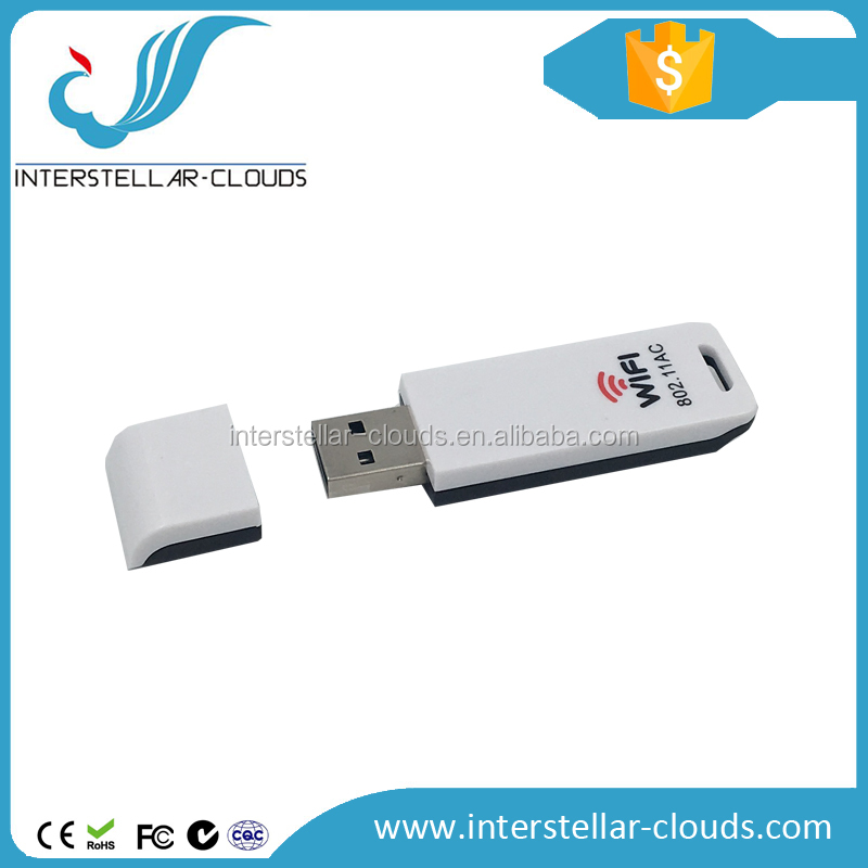 2.4G and 5G RTL8188 chipset 11AC wifi usb adapter wifi receiver