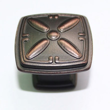 Brushed Oil Rubbed Bronze Cabinet Knob