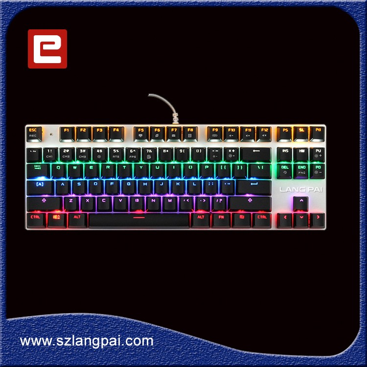 Factory Wholesale Gaming Keyboard OEM Mechanical Keybaord for Computer Laptop pc Y51