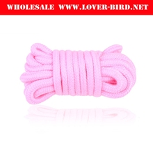 5M Adult Game Strong Cotton Rope Fetish Sex Restraint Bondage Ropes Tied Comfortable Toys For Women Men