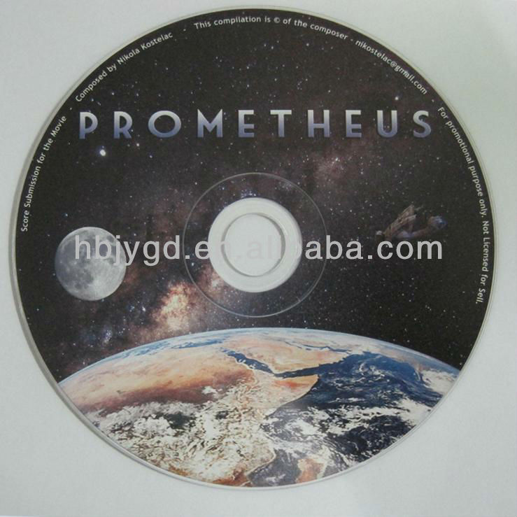 Films DVD Replication, Printing Services