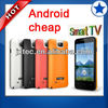 dual sims card tv wifi h3036 cellphone with android 2.3