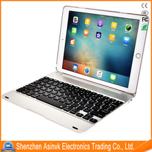 ABS Blue tooth wireless keyboard with case for iPad Air 2