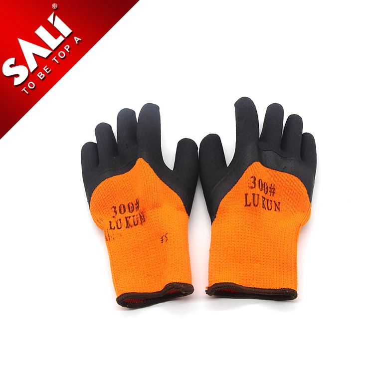 Factory Price Custom Design led rugged wear work gloves