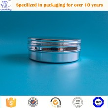 Multi-functional Empty Packaging Coated Aluminum Tins 85g
