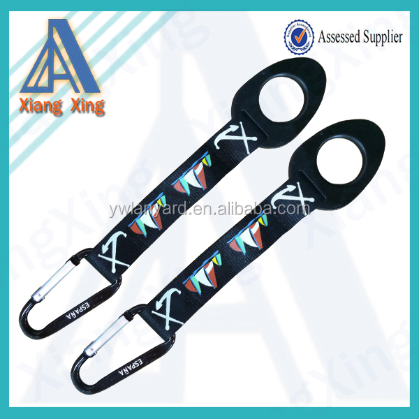 DIRTY RIGGER DUEL CARABINER TOOL LANYARD, PREVENT TOOLS FROM FAILING.STAGE ETC