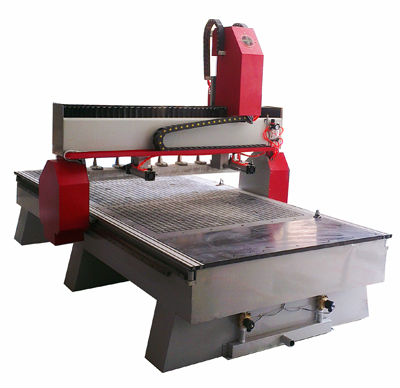 Auto tool changer/Automatic tool changing/ATC CNC router Machine