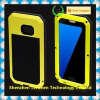 love mei armor case for samsung s4/5/6/7/6 edge/7 edge,Shockproof Dropproof Waterproof