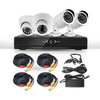 New product besteam 1080P ahd camera H.264 High profile 4ch cctv dvr kit