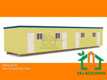 Heat Insulation light steel frame portable cabin made in China PH14433-02