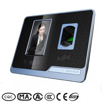2015 NEW biometric fingerprint Facial Recognition time attendance system