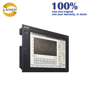 High Quality Mitsubishi 10.4 Monitor Touch Screen GT2710-VTWA Integrated PLC And HMI Panel