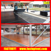 outdoor VIP cassette wooden floor for event party wedding marquee tent