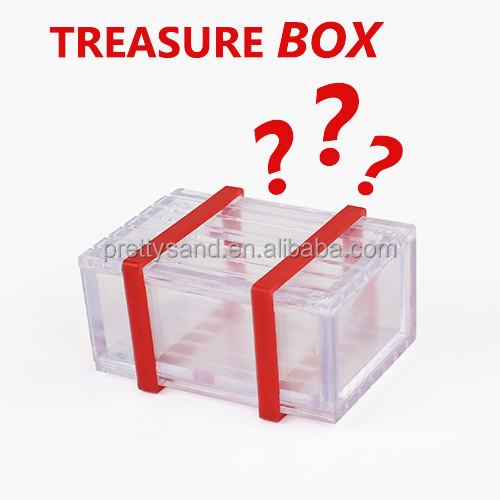 Wholesale magic tricks and fun toy for kids and adults treasure box high quality magic box