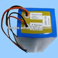 Lifepo4 battery for power caddy 36V 10Ah