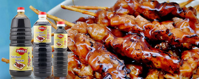 Japanese yakitori sauce 250ml