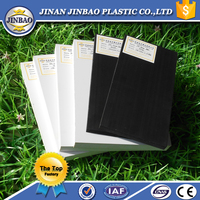 12mm Rigid PVC free foam Board/Sheet/Panel cabinet material