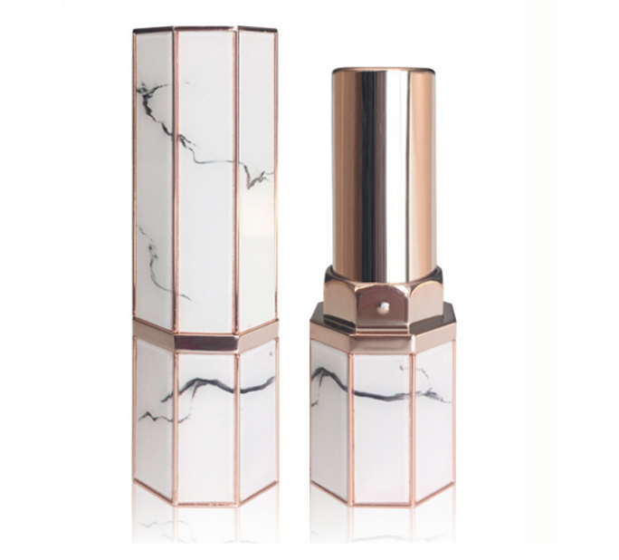 Square lipstick case, luxury decoration lipstick <strong>tube</strong>