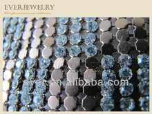 Hot fix rhinestone malla de recorte